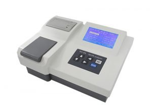Ammonia and Nitrogen Analyzer 03