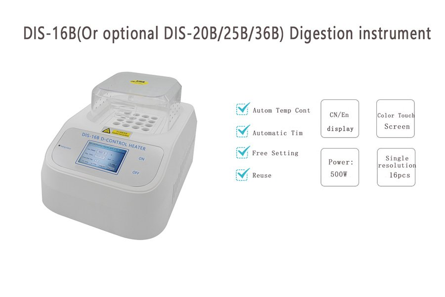 CN-201CD COD and NH3-N Analyzer 03