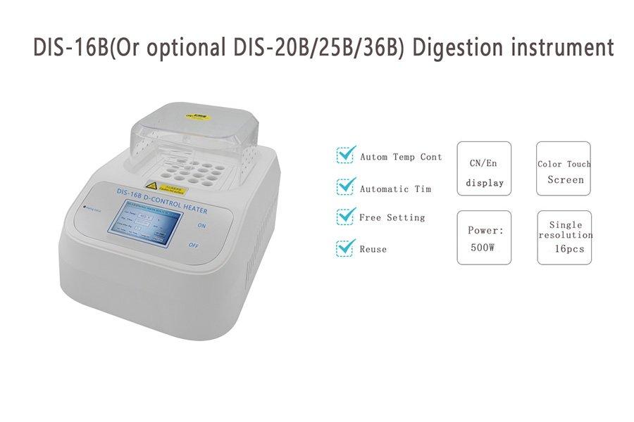 CNPN-401CD COD、NH3N、TP、TN Analyzer 02