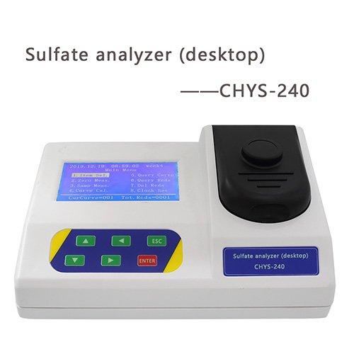 Sulfate Analyzer 02