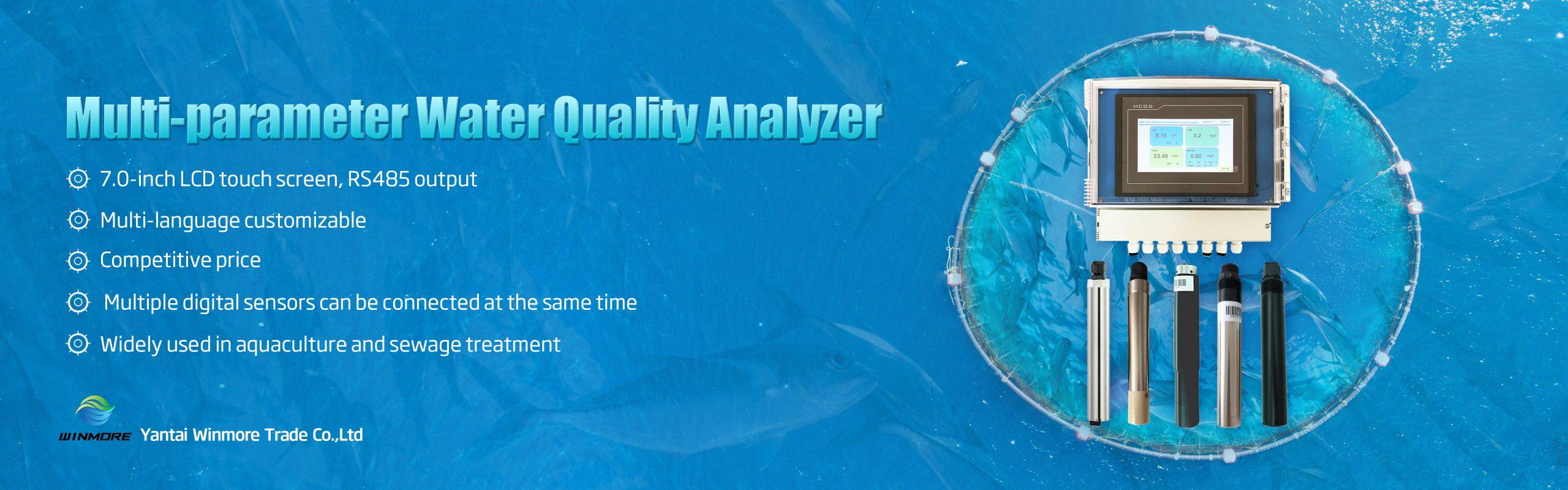 Multi-parameter Water Quality Analyzer